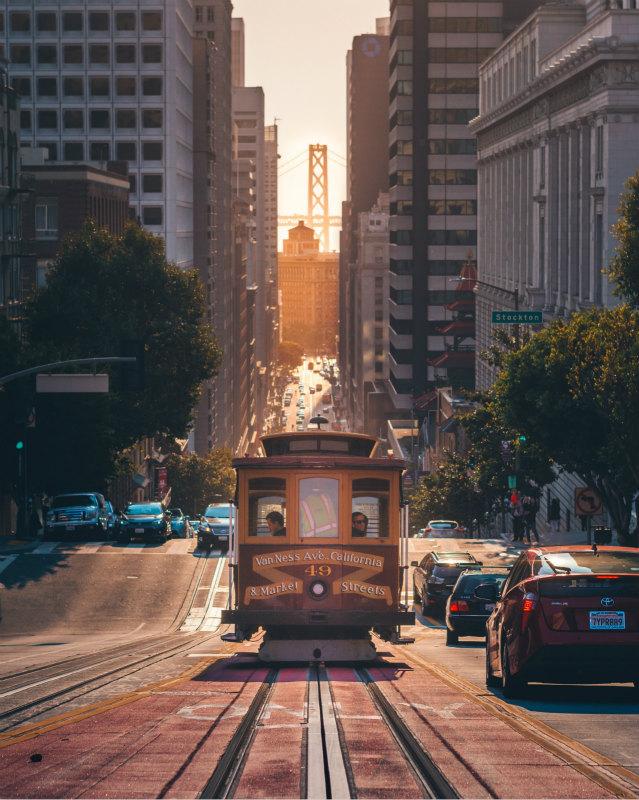 Jour 13 : San Francisco